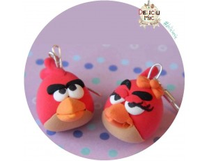 """Cercei """"Red Angry Birds"""" indragostite"""