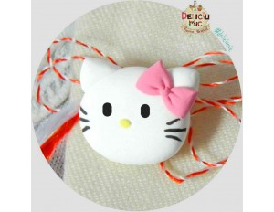 Martisor Brosa Hello Kitty