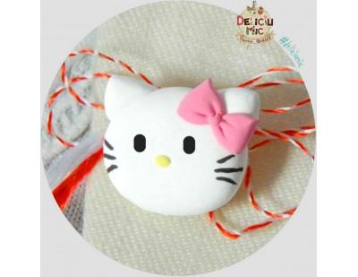 Martisor Brosa Hello Kitty