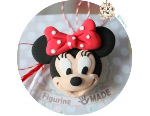 Brosa Minnie Mouse