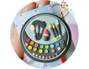 "Martisor Brosa ""Trusa Make-up"""