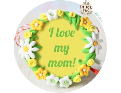 "Brosa ""I love my mom!"""