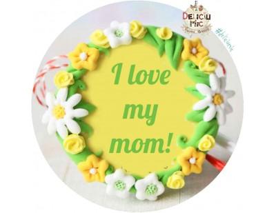 """Brosa """"I love my mom!"""""""