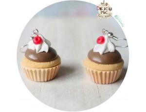 Cercei Chocolate Cupcake