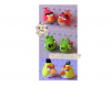 """Cercei """"Yellow Angry Birds"""" indragostite"""