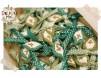 Cruciulite de botez - in forma de frunzulite verzi
