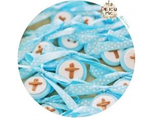 Cruciulite de botez bleo - pentru baietei