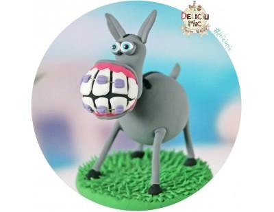 """Figurina personalizata """"Magarus cu Brecheturi"""""""