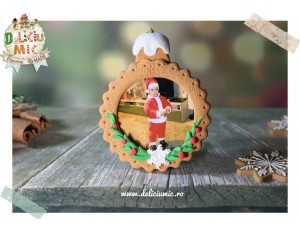 "Decoratiune Rama Foto  ""Happy Winter Memories"""