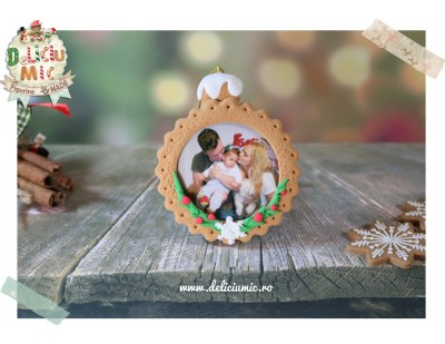 "Decoratiune Rama Foto  ""Happy Family Memories"""