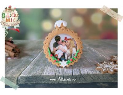 "Decoratiune Rama Foto  ""Happy Family Memories"""