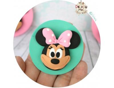 Marturii magnet cu Minnie Mouse