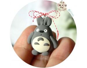 """Martisor Medalion """"Totoro"""""""