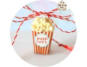 "Martisor Medalion ""Popcorn Fermecat"""