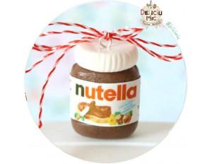 "Martisor Medalion ""Borcan Nutella"""