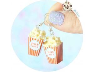 Cercei Pungi de Popcorn