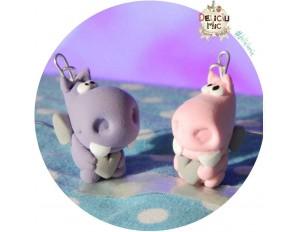 Cercei Hipopotami indragostiti